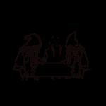 Krasnoludki wrocławskie i dom na kurzej stopce
