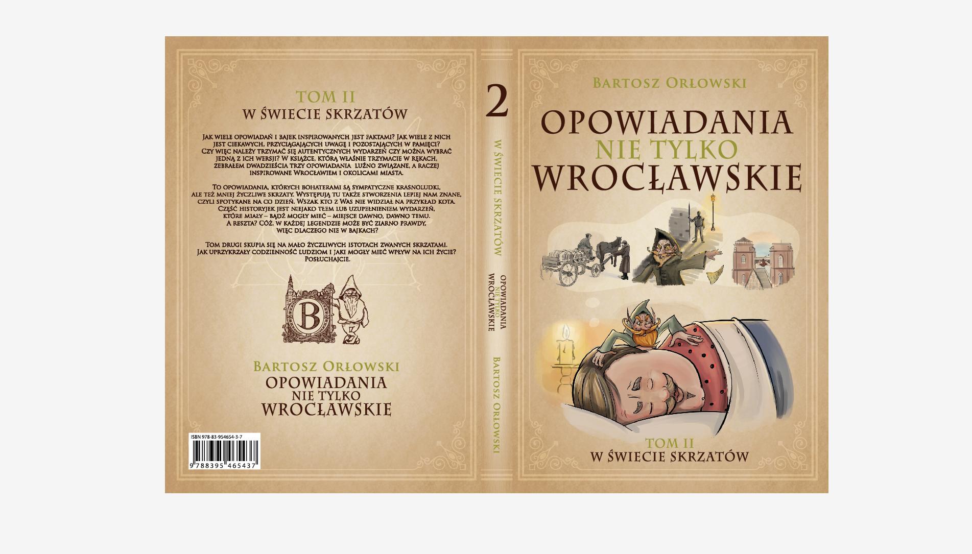 Opowiadania nie tylko wrocławskie Tom II: W świecie skrzatów