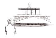 Most Miłości czy most Westchnień